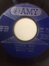 "NORTHERN SOUL 45/ MIGHTY SAM ""FANNIE MAE""    HEAR!"
