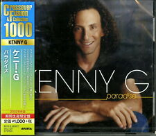 KENNY G-PARADISE-JAPAN CD Ltd/Ed B63
