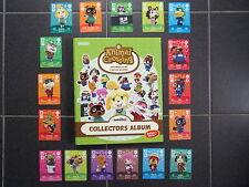 Animal Crossing - Amiibo Card - Scrapbook with Glanzkarten 1 -17