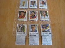 PANINI Fußball Sticker WM 2002  World Cup - 5 Bilder wählen ! mit Iren