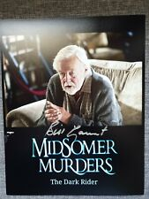 Bill.gaunt midsummer murders. genuine hand signed 10x8 photo coa 1411