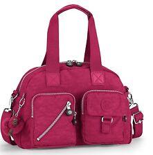 Damen Tasche Kipling Defea K13636 Berry 33g