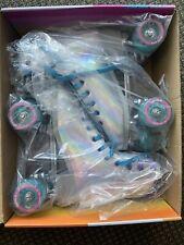 Impala Quad Roller Skates , Size 8 - Holographic