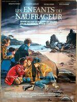 Plakat Kino Les Kinder Du Wrecker - 120 X 160 CM