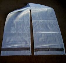 BUY 1 GET 1 FREE, Tibetan white Khada/Khata/Kata Good Luck Offering Sacred Scarf