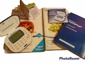 Weight Watchers Points Plus Food & Dining Out Companion Pocket Guide Calculator