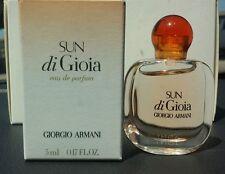 SUN DI GIOIA GIORGIO ARMANI EDP PARFUM 5 ml cute mini PERFUME NEWEST Launch.Try!