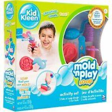 Spinmaster Kid Kleen Mold 'N Play Soap Kit
