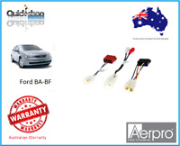 Aerpro Bluetooth ISO T Harness Aux Speaker Ford BA Falcon BF Territory AT10BA01