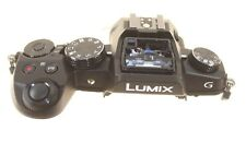 PANASONIC LUMIX DMC-G85 & DMC-G80 TOP COVER CASE UNIT NEW GENUINE