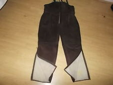 sheepskin pants  mens vest shearling trousers schaffell lammfell hosen  herren