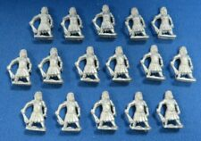 Essex Miniatures 16x BS9 15mm Sumerian Slingers Biblical Historical 1