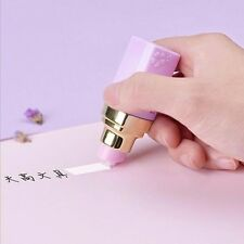 Lipstick Shape Correction Tape Material Escolar Stationery Office School Supplie