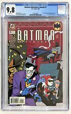 Batman Adventures Annual #1 (1994) CGC 9.8  Harley Quinn