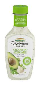 Bolthouse Farms Cilantro Avocado Yogurt Dressing, 14 oz