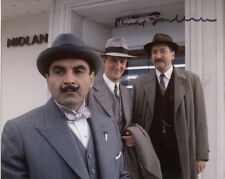 Philip Jackson Photo Signed In Person - Poirot - B892