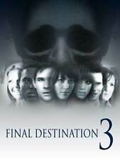 FINAL DESTINATION 3 Movie POSTER 27x40 B Mary Elizabeth Winstead Ryan Merriman