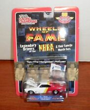 """Racing Champions Wheels of Fame Tom """"The Mongoose"""" McEwen"""