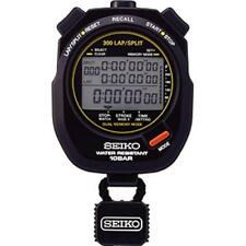 Seiko S141 Stopwatch / Sports Watch with 300 Lap Memory
