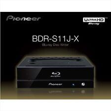 Pioneer BDR-S11J-X Ultra HD Blu-ray Burner Bluray Internal Drive 4K premium F/S