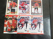 1990-91Jeremy Roenick lot of 6 Rookie Hockey Cards Chicago Blackhawks