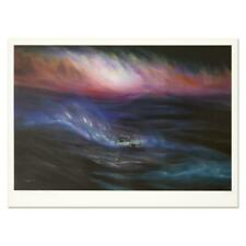 """Wyland, """"Storm"""" Limited Edition Lithograph, Numbered and Hand Signed"""