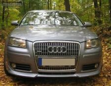 Pour Audi A3 8P S line Cantonnière Jupe Pare-chocs avant spoiler lèvre S LINE Addon