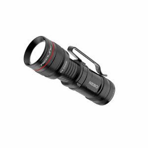 Nebo Micro Redline OC LED Flashlight - 360 LUX Magnetic Base, Adjustable Zoom