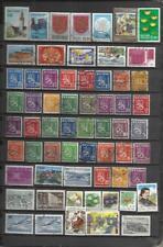 G187-LOTE SELLOS FINLANDIA,SIN TASAR,BUENOS VALORES,BUENA CALIDAD.