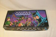 Batman Forever Movie 3D Battle Board Game Riddler TwoFace Parker Brothers DC MIB