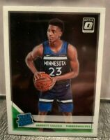 2019-20 Donruss Optic Basketball Jarrett Culver RC Rated Rookie #160 T'Wolves