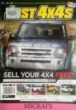 JUST 4X4 JULY 2009 ISSUE 233 - F-SERIES, 2010 DISCOVERY, RANGE ROVER STORMER KIT
