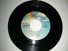 Terri Gibbs - Ashes To Ashes / Plans  45  MCA Records NM 1982