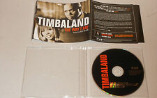 Maxi Single CD Timbaland feat. Keri Hilson - The Way I Are 3.Tracks + Video 2007