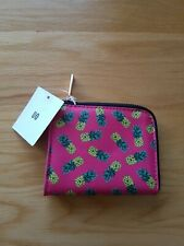 Urban Outfitters Designer Ladies Womens Girls Funky Pink Coin Purse Wallet
