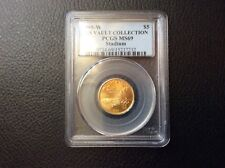 1995-W Olympic Stadium $5 PCGS MS69 US VAULT COLLECTION 1995 Commemorative Gold