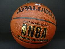 Sasha Vujacic Signed Spalding NBA Indoor/Outdoor Basketball Auto PSA/DNA M87731
