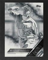 2016 Topps Black and White Negative #561 Kyle Gibson - NM-MT