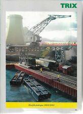 Trix Hoofdcatalogus 2002/2003 NL