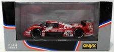 Coches de carreras de automodelismo y aeromodelismo Le Mans Toyota