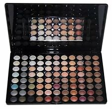 Paleta De Sombras De Ojos Colores Brillo Metálico Maquillaje Profesional