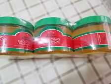 3 pack Three Flowers Molding Pomade net wt 6 oz each  170 gr made in USA