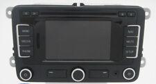 1x originali VW Radio-sistema di navigazione RNS Sam 315 3c8035278d (sw30051702)