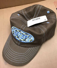 Precept Golf Hat Ladies Brown