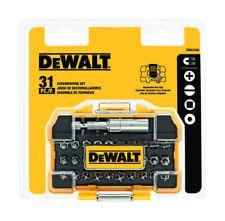 DeWalt  Impact Ready  31 pc. Screwdriver Set  2 in. Steel