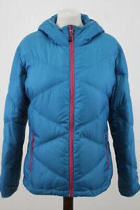 MERRELL Blue Down Puffer Jacket size M