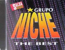 CD - Niche - The Best Grupo - Salsa - Very Good!