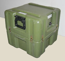 Pelican Hardigg 20x20x19 Heavy-Duty Ex-Military Single-Lid Transport Flight Case