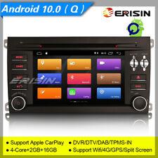 "GPS Autoradio Porsche Cayenne Android 10 DAB+ TNT BT TPMS DVR DSP CarPlay 7""3014"
