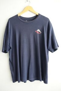 Men's Tommy Bahama Relax Call Me A Cab Navy T-Shirt sz L